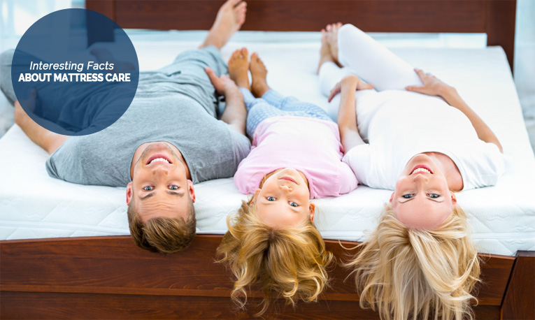 Interesting Facts About Mattress Care